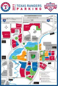 rangers parking map parking for cowboys stadium events rangers ballpark in