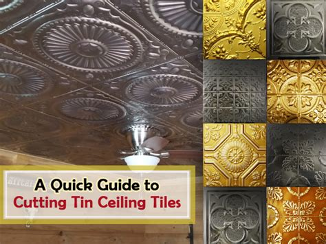 ceiling tile cutting tool a guide to cutting tin ceiling tiles