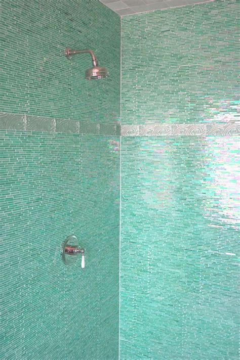sea glass tile bathroom 288 best images about bathrooms on pinterest
