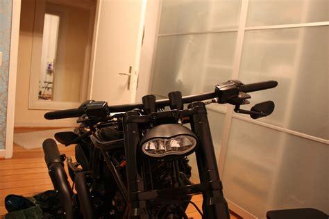 Motorrad Blinker Mit Standlicht by Standlicht Pflicht S 1 Milwaukee V Harley