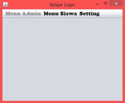 membuat form login dengan hak akses coding in a fun way membuat form login dengan menggunakan