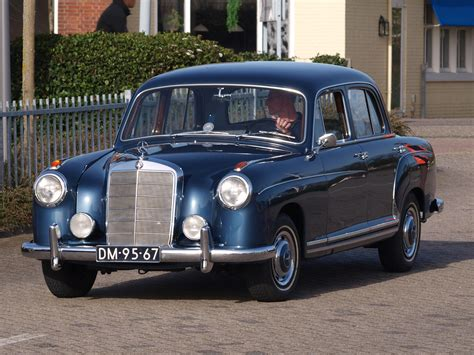 1959 mercedes 220s information and photos momentcar