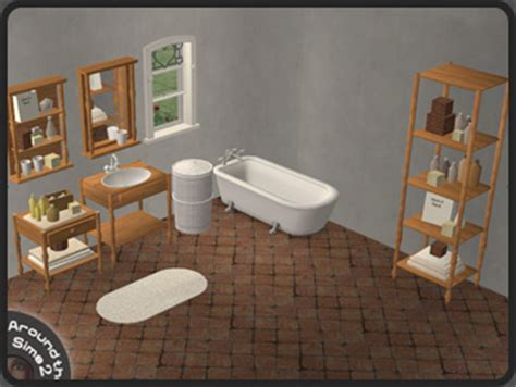 sims 2 bathroom around the sims 2 objects bathroom authentic