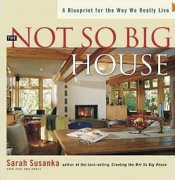 sarah susanka books not so big house green building and new urbanism