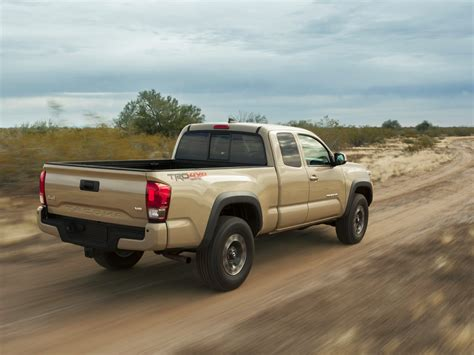 truck toyota 2017 toyota tacoma price photos reviews features