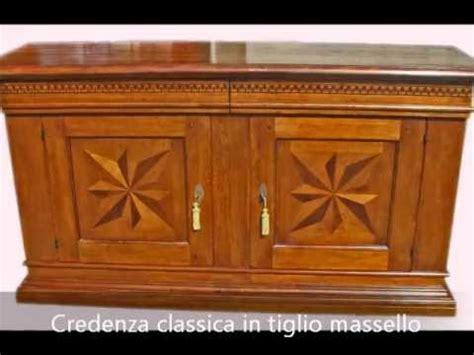 mobili credenze basse credenza credenze basse artigianali intarsiate classiche
