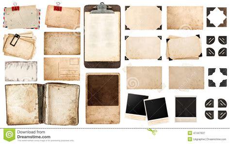 Alte Fotorahmen by Weinlesepapierbl 228 Tter Buch Alte Fotorahmen Und Ecken