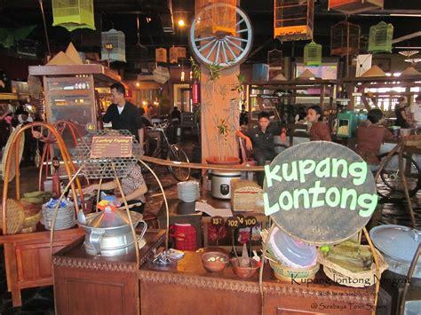 Cetakan Lontong Di Surabaya ramzicahyo weekend di surabaya