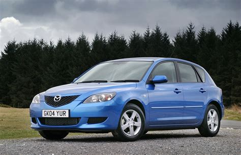 mazda  hatchback review   parkers