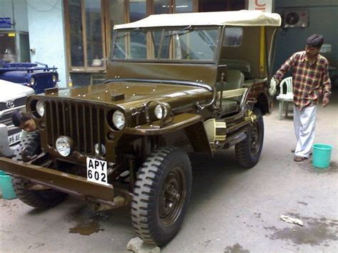 1942 Jeep For Sale Ww2 Ford Heep 1942 For Sale From Hyderabad Andhra Pradesh