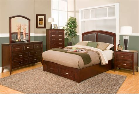 california king bed with storage dreamfurniture com atherton california king panel bed