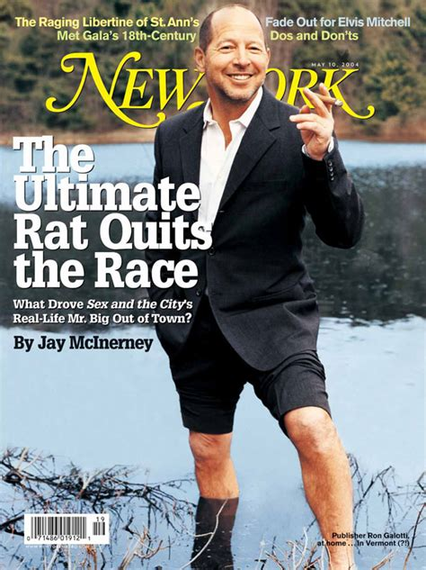Vanity Fair Account Ron Galotti Rats Out The Magazine Business Media Adage