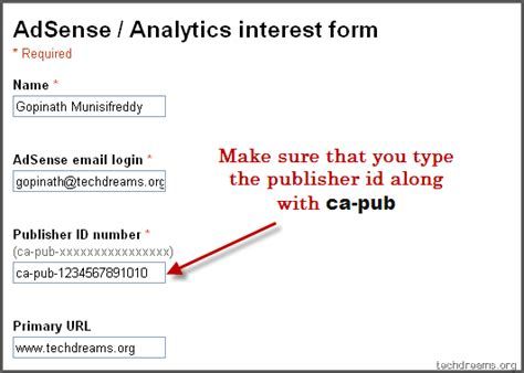 adsense publisher id checker how to integrate google adsense account with google