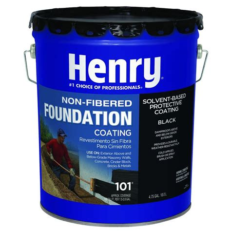 henry 4 75 gal 587 white roof coating he587871 the home