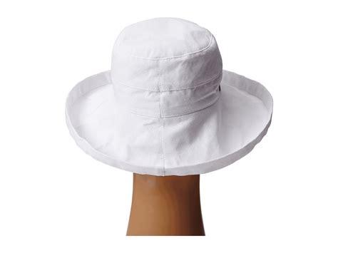 scala big brim cotton sun hat zappos free shipping