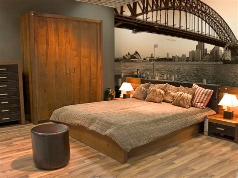 wall to wall bed how to create a stunning accent wall in your bedroom