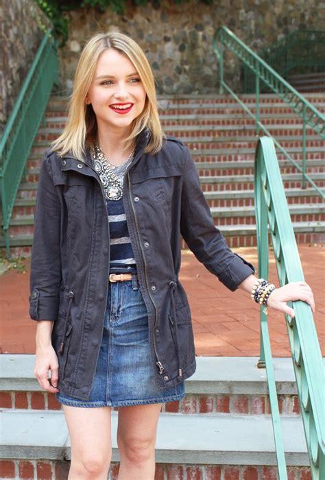 Mini Dress Kemeja Hq 16396 Blue Stripe Shirt Dress gap denim skirt 100 poor it