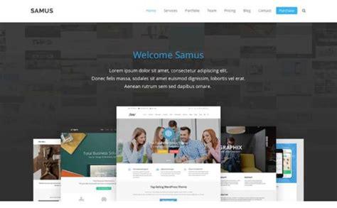 wordpress theme x demo content samus agency business wordpress theme demo wpexplorer