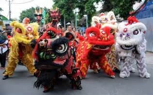 Chinese year of the dragon celebrations telegraph