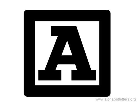 Letter A Images alphabet letters a to z to print alphabet letters org