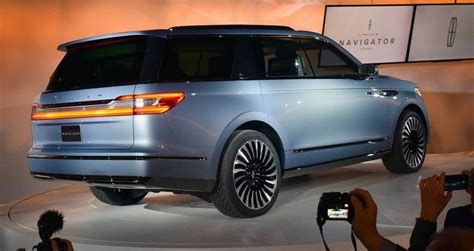 Lincoln Navigator 2018 Release Date by 2018 Lincoln Navigator Concept Price Release Date Specs