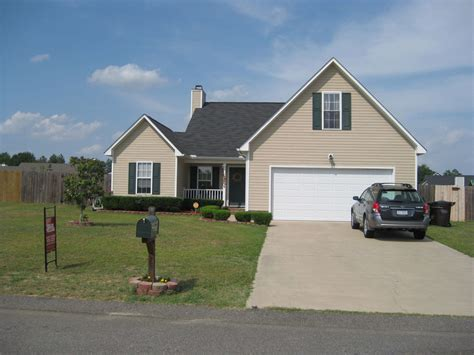 Ft Bragg Housing by 3 Bedroom 2 Bath Home In Summerfield East Affordable