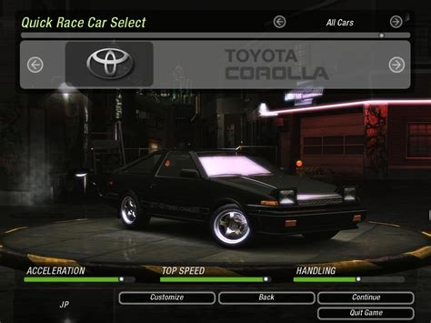 mod game need for speed underground 2 need for speed underground 2 screenshots for windows