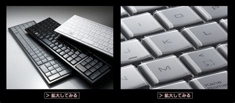 Kana Simple Top pantograph keyboard tk fcp011 series