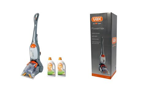 cheap rug cleaner carpet washer deal vax powermax for just 163 59