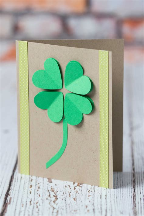 diy rugged s day card 10 simple diy st s day cards clearfield