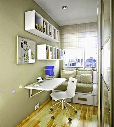 desain interior untuk rumah yang kecil cara menghias kamar tidur yang sempit agar luas dan