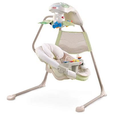 Fisher Price Papasan Cradle Swing by Fisher Price Natures Touch Baby Papasan Cradle Swing