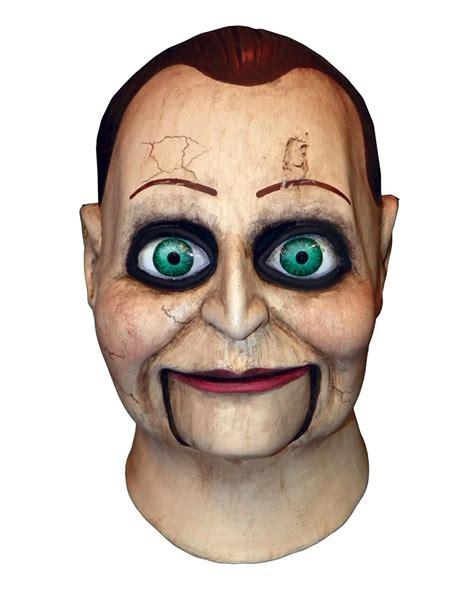 Masker Shop dead silence billy puppet mask ventriloquist mask from