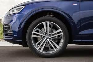 2018 audi q5 20 tfsi spec wheels motor trend