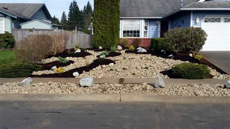rock front yard landscaping ideas 15 front yard landscaping ideas design and decorating