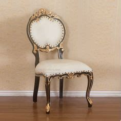 buy black gold chair mahogany antique furniture