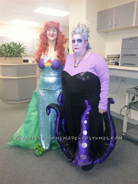 cool ursula costume
