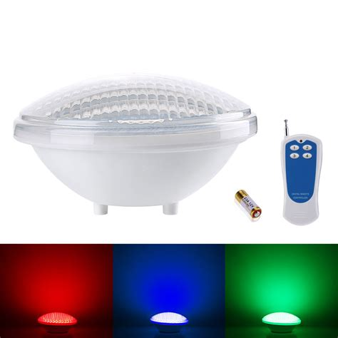 submersible led lights for pools 18w dimmable rgb pool light led underwater pond light le 174
