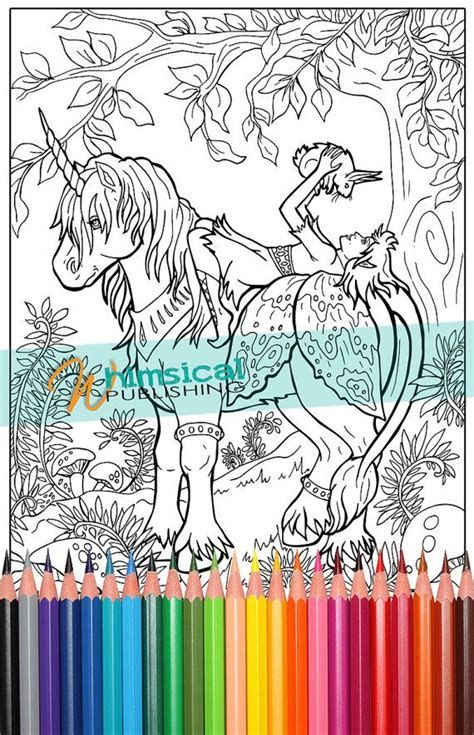 Coloring Pages For Grown Ups Fairies by And Unicorn Coloring Pages Princess Coloring Page