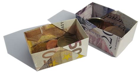 Money Origami Box - the gallery for gt easy money origami box