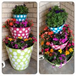 painted flower pots flower pot ideas pinterest