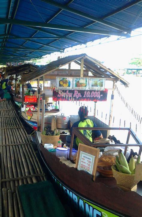 travel bandung jakarta baraya travel bandung jakarta boat stalls at floating market lembang bandung indonesia