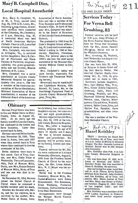 lincoln obits obituaries from the lincoln county genealogical society