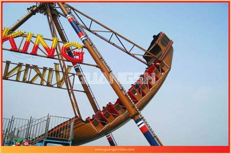 swinging boat ride theme park viking ship games for adults entertainment