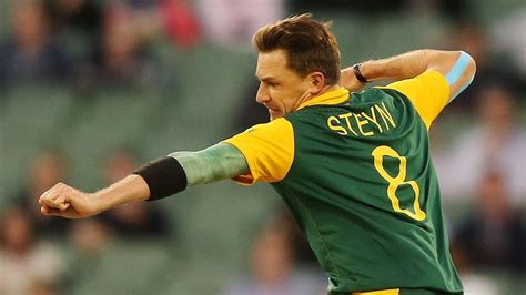 How To Swing The Ball Like Dale Steyn 28 Images Dale