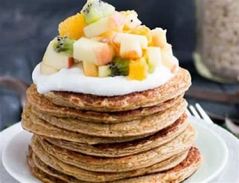 Protein Pancakes Cottage Cheese Oatmeal by Oatmeal Cottage Cheese Protein Pancakes The Merchant Baker