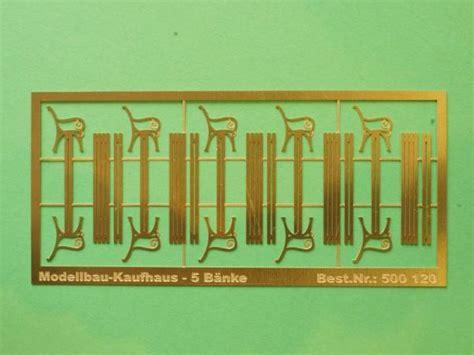 Bausatz Gartenbank
