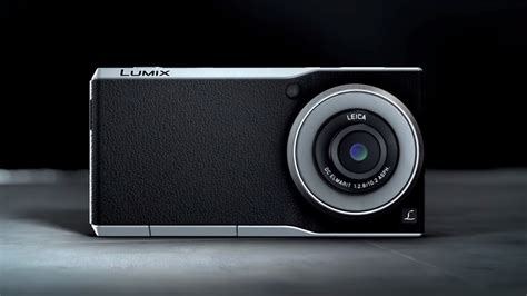 Hp Panasonic Lumix Dmc Cm1 new panasonic smartphone lumix dmc cm1