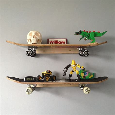 skateboard bookshelf introducing ask apartment