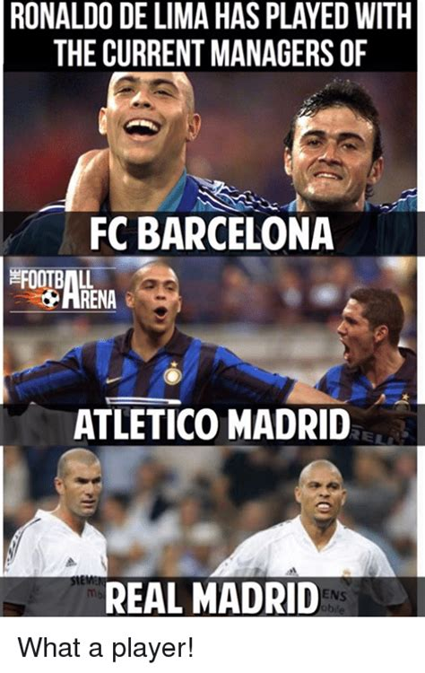Memes Real Madrid - 25 best memes about fc barcelona and real madrid fc